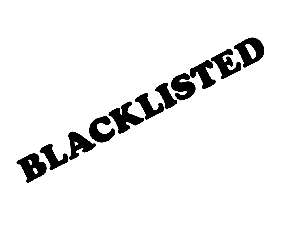 dubai and bahrian have been blacklisted