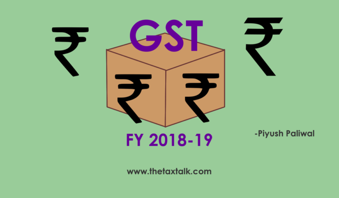 Financial Year 2018-19