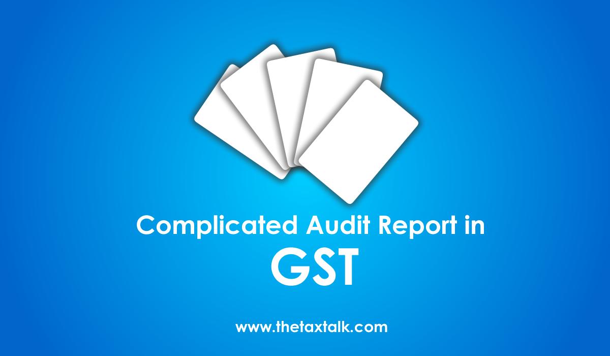 gst report