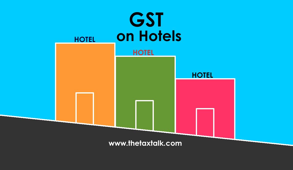 GST on Hotel