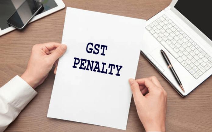 GST Penalties