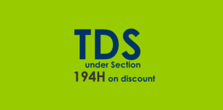 TDS under Section 194H