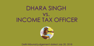 Delhi tribunal judgement
