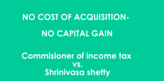shrinivasa shetty vs commisioner of income tax