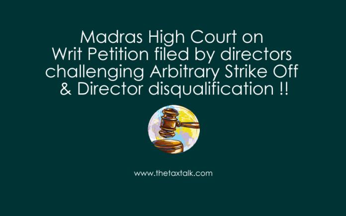 challenging Arbitrary Strike
