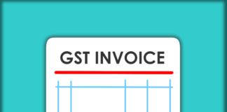 INVOICING UNDER GST