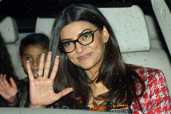 Sushmita Sen case- capital receipt not liable for taxation.