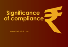 Significance of Compliance